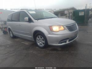 2011 CHRYSLER TOWN  COUNTRY TOURING #1